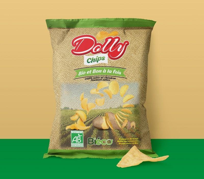 Chips bio 100 g